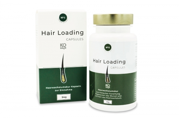 KÖ-HAIR Hair Loading Capsules