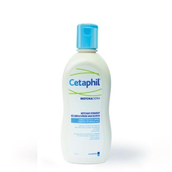 Cetaphil Restoraderm Waschlotion für trockene Haut