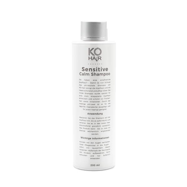 Sensitive Calm Shampoo 200ml