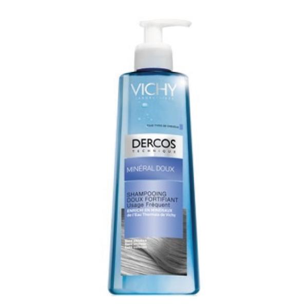 Vichy Dercos Mineralshampoo 200 ml