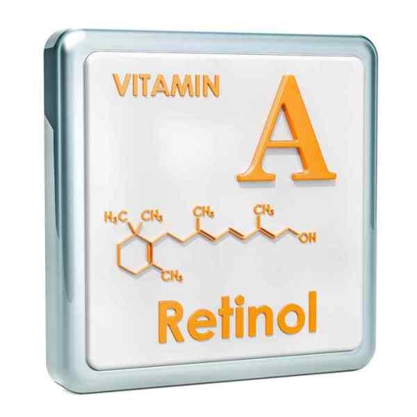 Wunderwirkstoff-Retinol