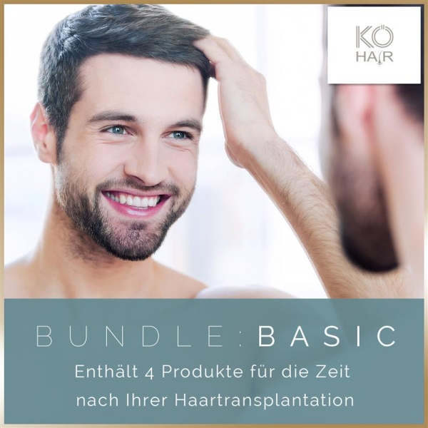 Haartransplantation Bundle Basic