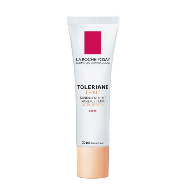 La Roche-Posay Toleriane Make-Up Fluid 30ml Beige Clair