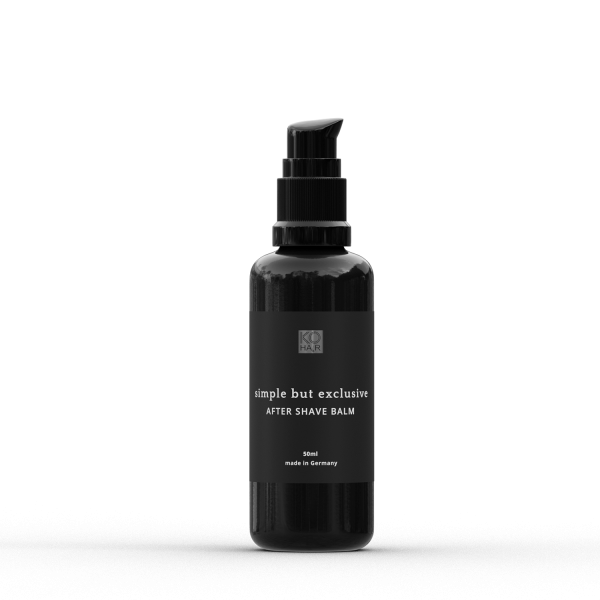 After Shave Balm - Simple But Exclusive