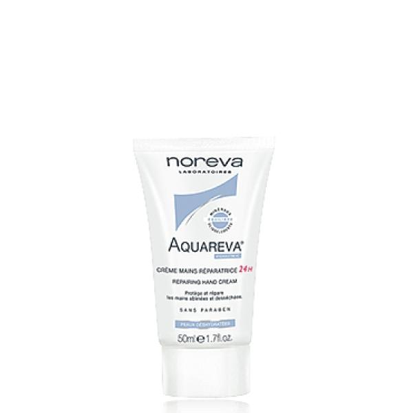 Noreva Aquareva regenerierende Handcreme 50 ml