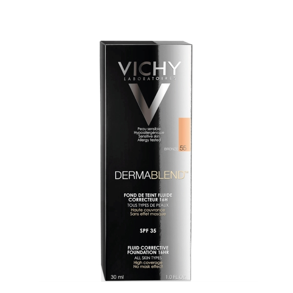 Vichy Dermablend Make up  gold 45, 30ml