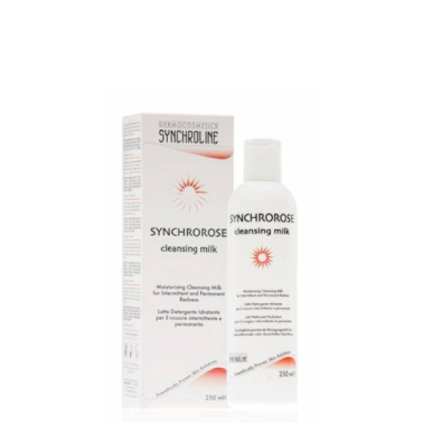 Synchroline Synchrorose Cleansing Milk 200 ml