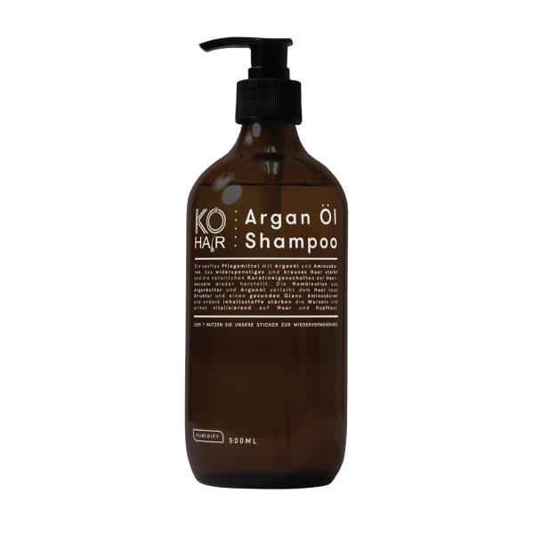 KÖ-HAIR Argan Öl Shampoo 250 ml & 500 ml