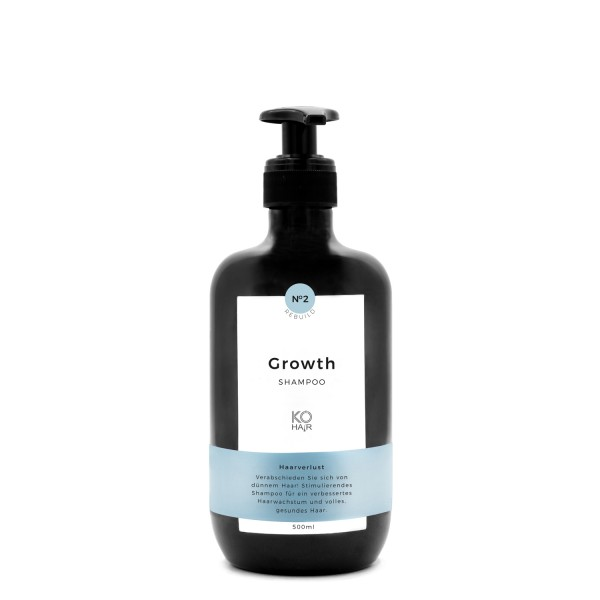 KÖ-HAIR Growth Shampoo 250ml & 500 ml