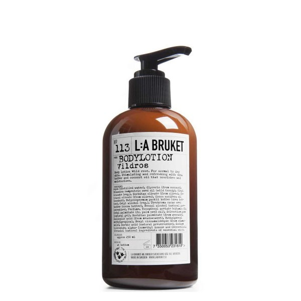 L:A Bruket No.113 Body Lotion Wild Rose 250 ml