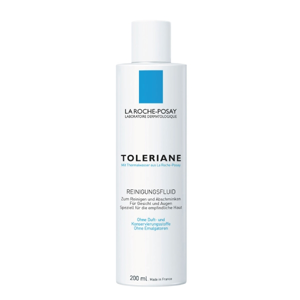 La Roche-Posay Toleriane Reinigungsfluid 200 ml