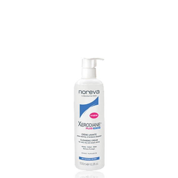 Noreva Xerodiane Plus Waschcreme 500 ml
