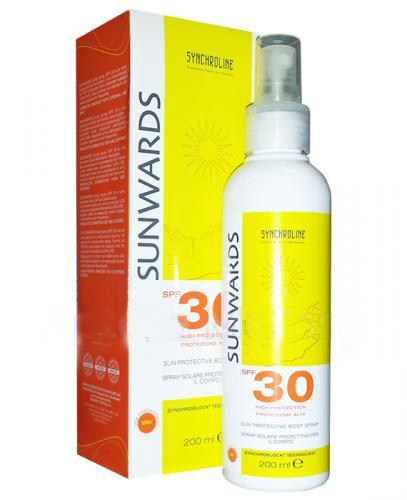 Synchroline Sunwards Body Spray SPF 30 200 ml