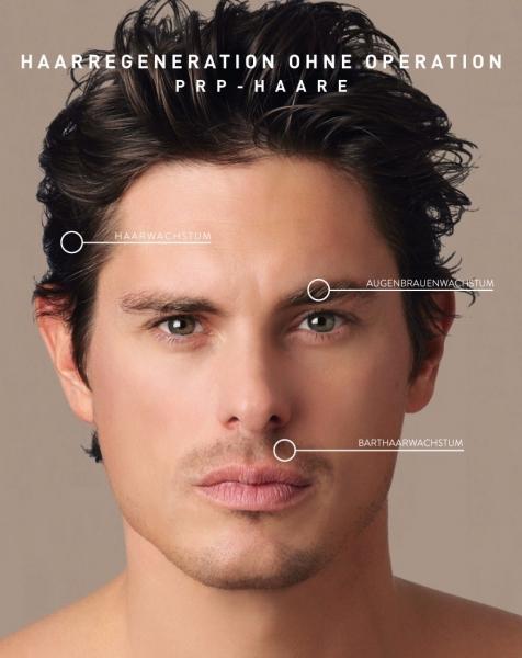 PRP-Haare KÖ-HAIR