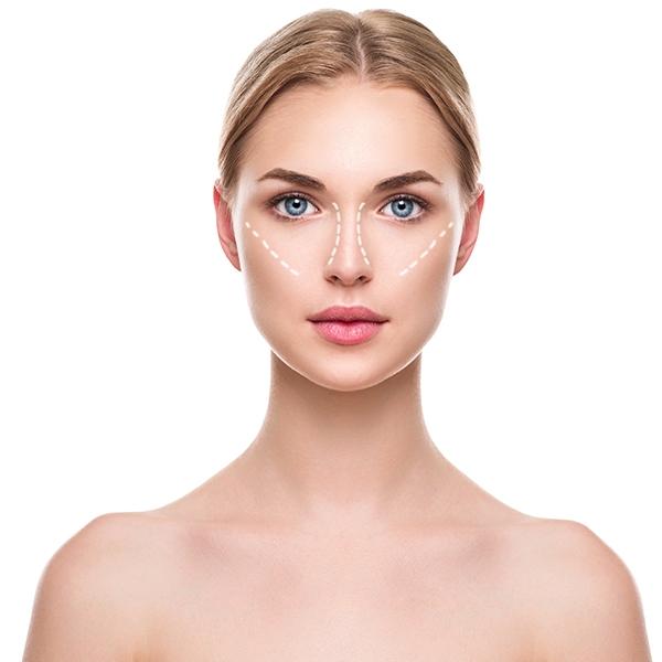 KÖ-KLINIK 3D Simulation Gesicht