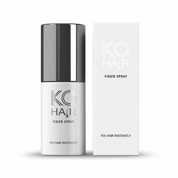 KÖ-HAIR Fixier Spray Stärkt die Haarwurzeln und verleiht etwas Halt