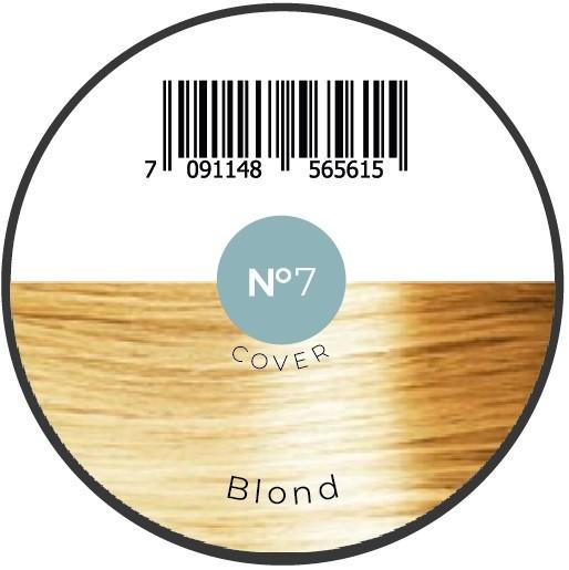 Haarfiber Blond