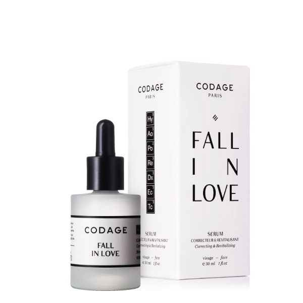 Codage Fall in Love Correcting & Revitalizing Serum
