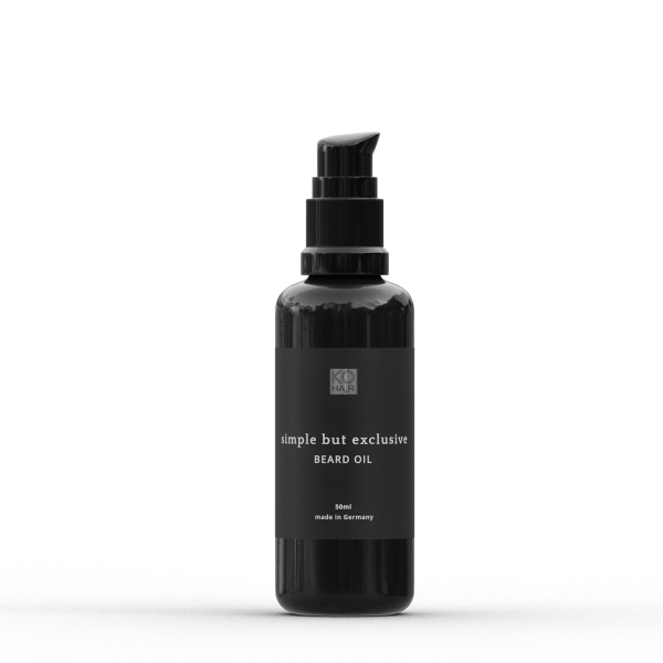Beard Oil - Simple But Exclusive