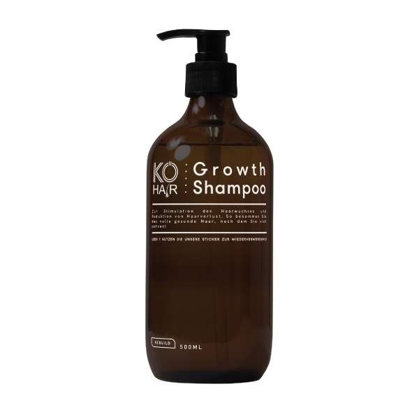 KÖ-HAIR Growth Shampoo 250ml & 500 ml