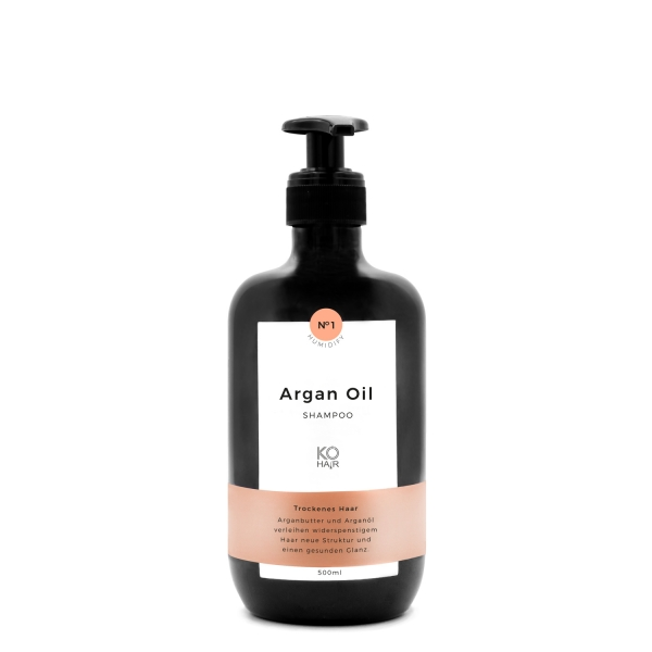 KÖ-HAIR Argan Öl Shampoo 250 ml & 500 ml